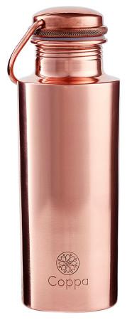 Coppa Wellness Copper Water Bottle - 750ml