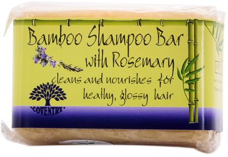 Coventry Bamboo Shampoo Bar