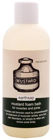 Earthsap Foam Bath - Mustard Seed