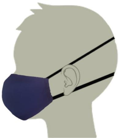 Greenlight Face Mask - Child - Navy
