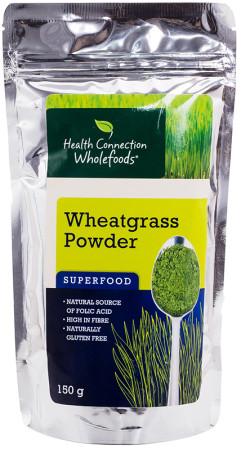 Health Connection Wheat Grass Powder