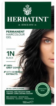 Herbatint Hair Colours - 1N Black