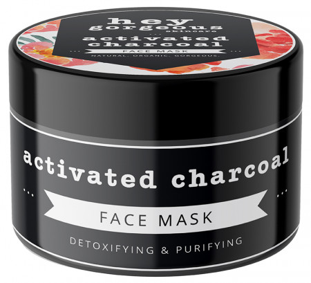 Hey Gorgeous Activated Charcoal Mask