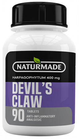 Naturmade Devils Claw Tablets