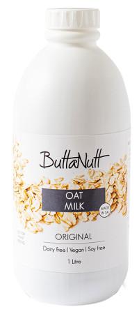 ButtaNutt Oat Milk Bottle