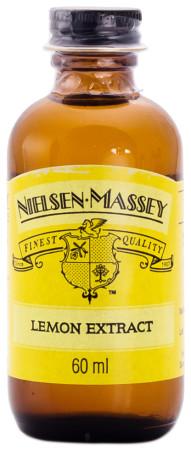 Nielsen Massey Pure Lemon Extract