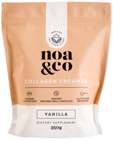 Noa & Co Collagen Creamer - Vanilla