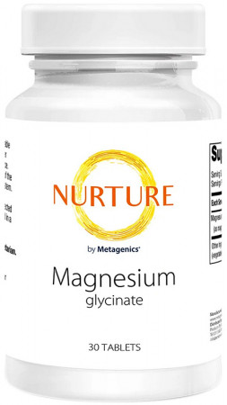 Nurture By Metagenics Magnesium Glycinate