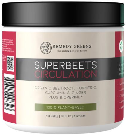 Remedy Greens Superbeets Circulation