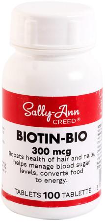 Sally Ann Creed Biotin