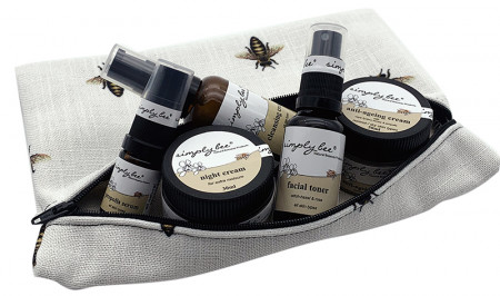 Simply Bee Facial Starter Pack - Dry skin