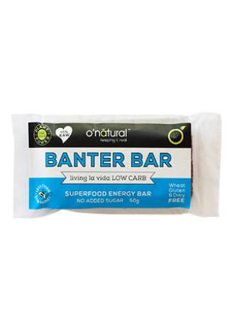 O'Natural Banter Bar