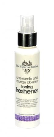 Victorian Garden Chamomile & Orange Blossom Toner (Combination skin)
