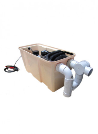 Water Conservation Systems G-Flow Unit