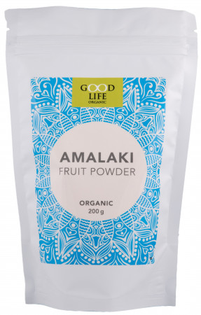 Good Life Organic Amalaki (Indian Gooseberry)