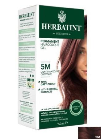 Herbatint Hair Colours - 5M Light Mahogany Chestnut