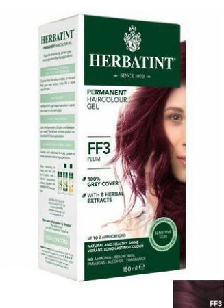 Herbatint Hair Colours - Flash Fashion Plum