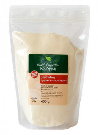 Health Connection Just Whey (Protein Concentrate)