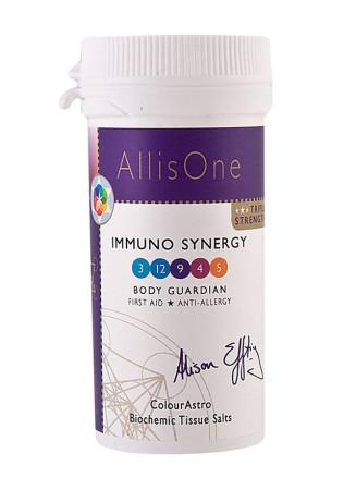 AllisOne Tissue Salts - Immuno Synergy Blend 60's