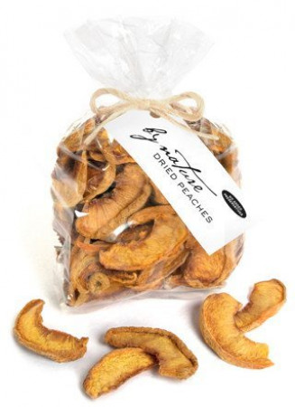 By Nature Sulphur-Free Dried Peaches