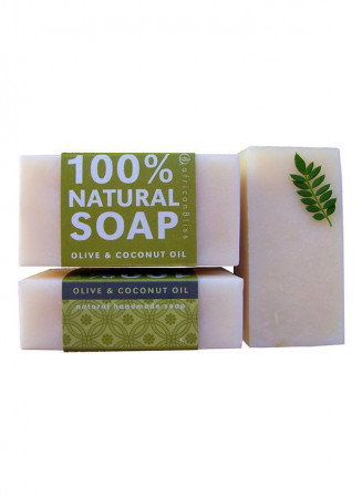 African Bliss Coconut & Olive Soap