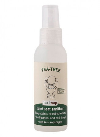 Earthsap Tea Tree Toilet Seat Sanitizer