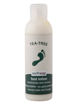 Earthsap Tea Tree Foot Lotion