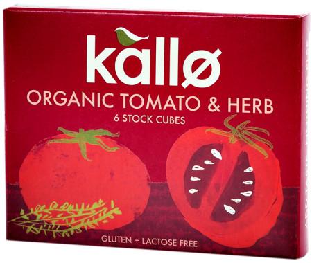 Kallo The Tomato & Herb