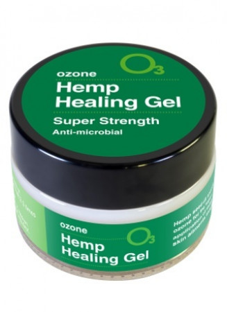 Ozone Hemp Healing Gel