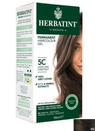 Herbatint Hair Colours - 5C Light Ash Chestnut