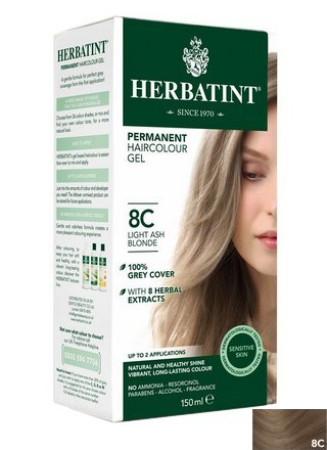 Herbatint Hair Colours - 8C Light Ash Blonde