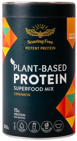 Soaring Free Superfoods Protein Superfood Mix - Cinnamon