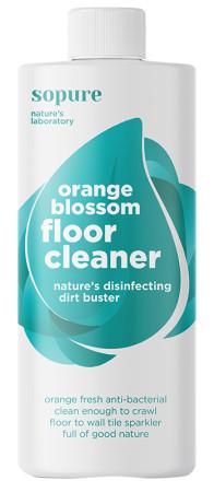 SoPure Orange Blossom Floor Cleaner