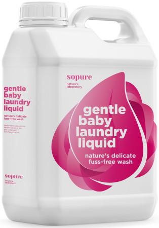 SoPure Gentle Baby Laundry Liquid - 5 Litre