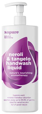 Sopure Neroli & Tangelo Hand Wash Liquid - 500ml