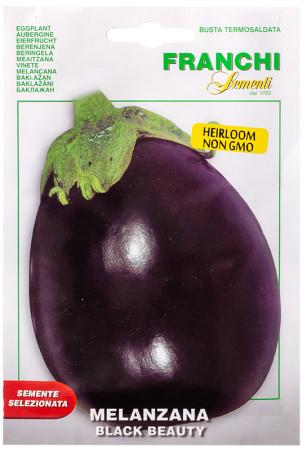 Franchi Sementi Black Beauty Egg Plant