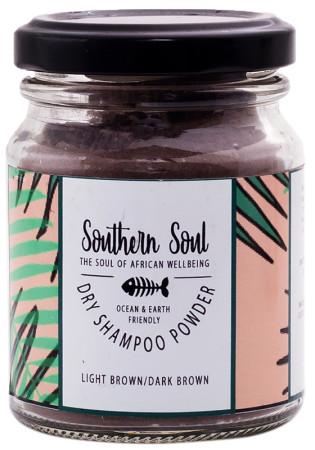 Southern Soul Dry Shampoo Powder - Brown