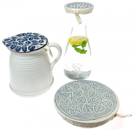 Spaza Mini's Bowl And Dish Cover - Set of 3