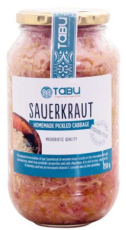 Tabu Sauerkraut