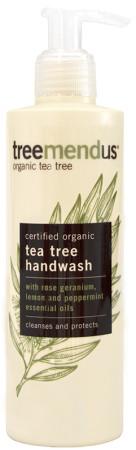 Treemendus Organic Tea Tree Handwash