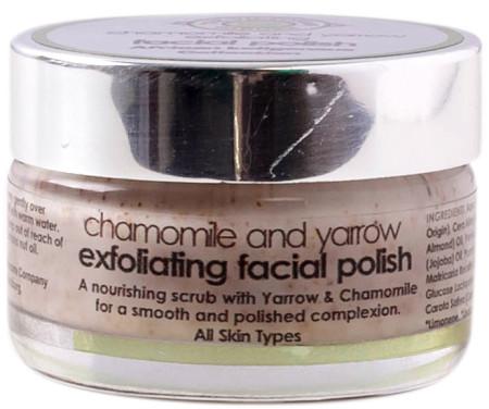 Victorian Garden Chamomile & Yarrow Facial Scrub