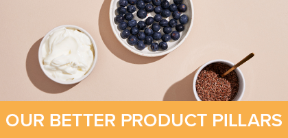 Better Product Pillars